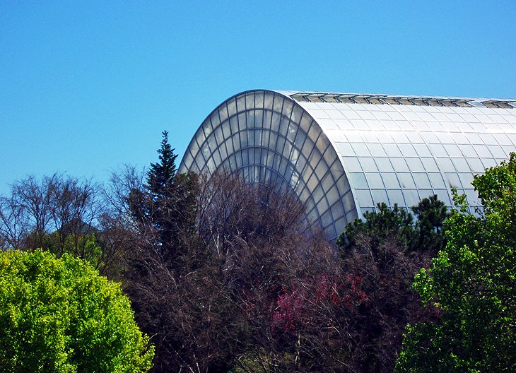 12 top rated tourist attractions in oklahoma city planetware for Oklahoma city botanical gardens