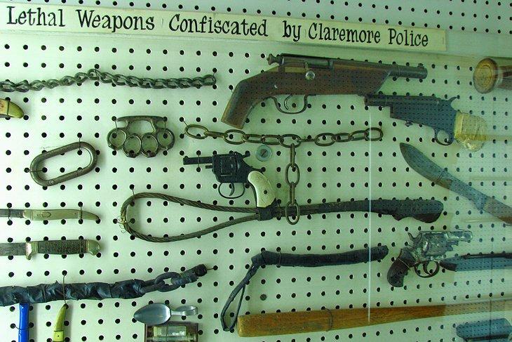 Museo Histórico y de Armas JM Davis