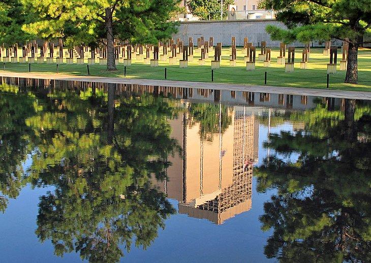 Monumento Nacional de la ciudad de Oklahoma