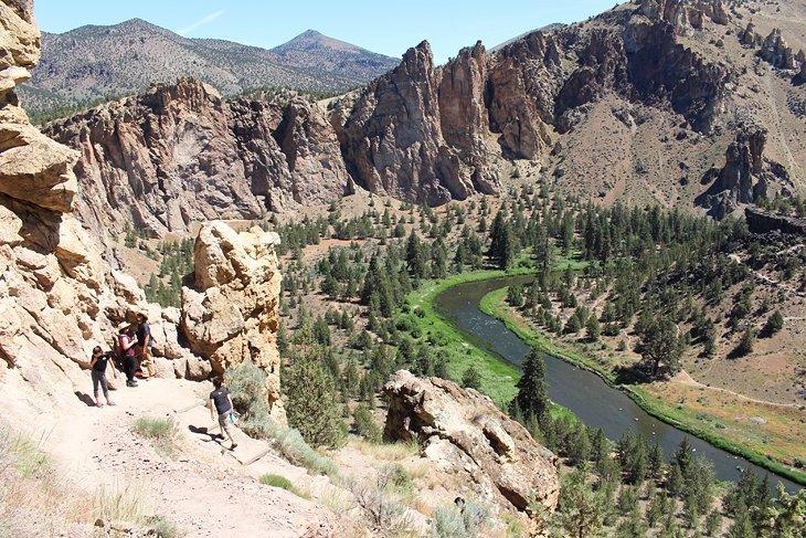 Loop del sendero Misery Ridge