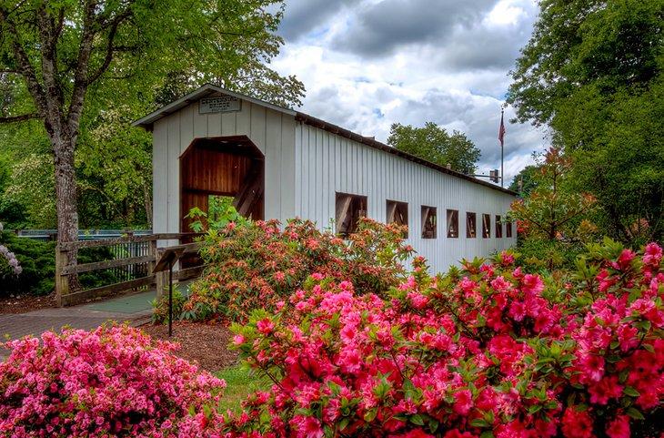 Centennial Bridge, Cottage Grove