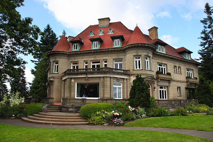 12 TopRated Tourist Attractions in Portland Oregon – Portland Tourist Attractions Map
