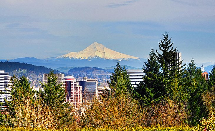 12 TopRated Tourist Attractions in Portland Oregon – Washington Tourist Attractions Map