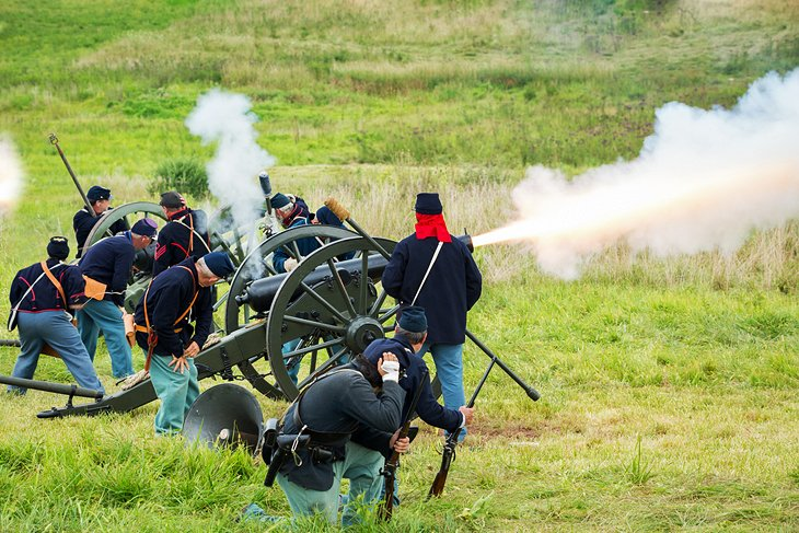 11 Top-Rated Tourist Attractions in Gettysburg | PlanetWare