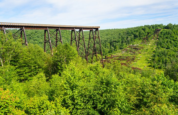 Kinzua Skywalk