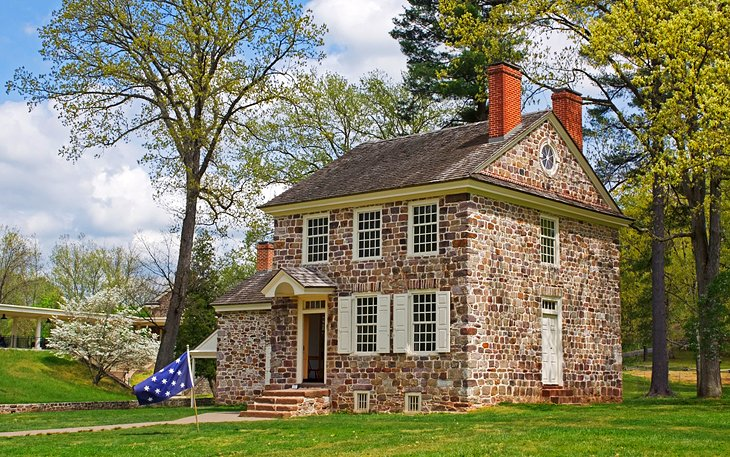 George Washington's Headquarters, Valley Forge National Historical Park