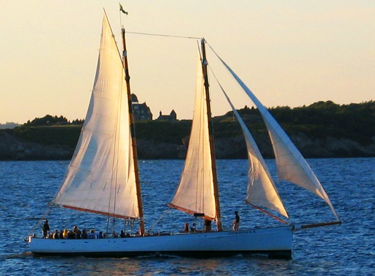 Cruise with Newport Sailing Tours