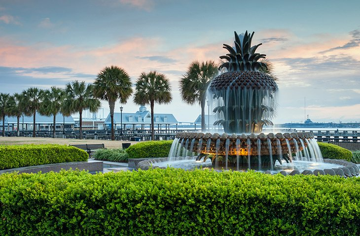 14 TopRated Tourist Attractions in Charleston South Carolina – Charleston Sc Tourist Attractions Map