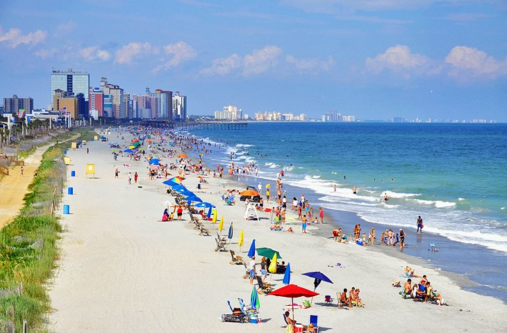 10 TopRated Tourist Attractions in South Carolina – Myrtle Beach Tourist Attractions Map