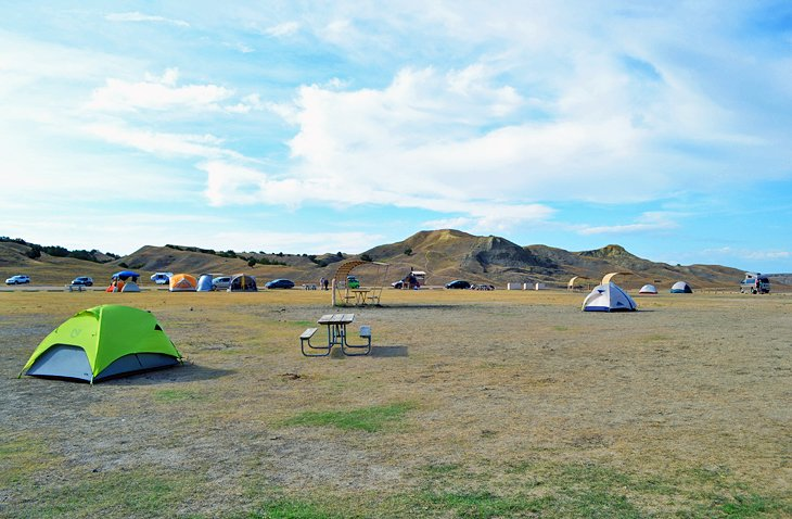 Sage Creek Campground