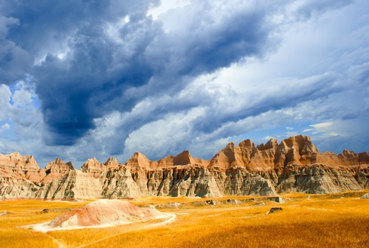 Badlands National Park Hotels