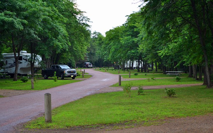 Big Sioux Recreation Area Campground