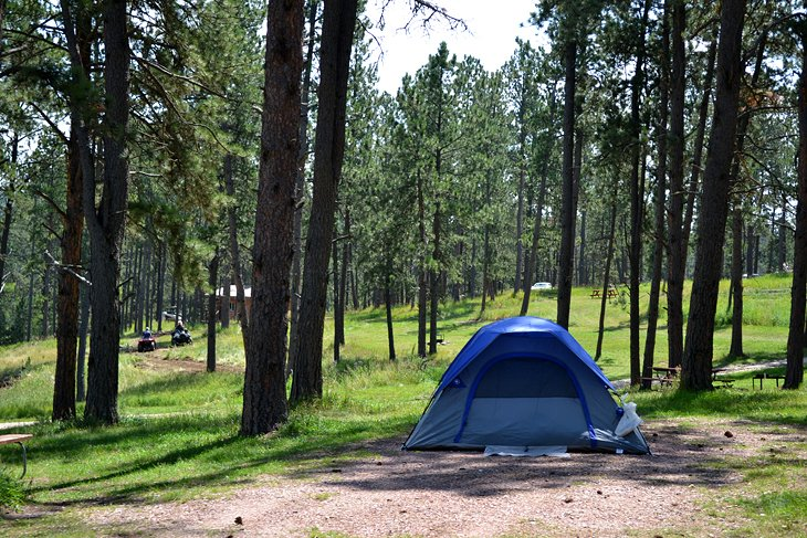 Echo Valley Park Campground