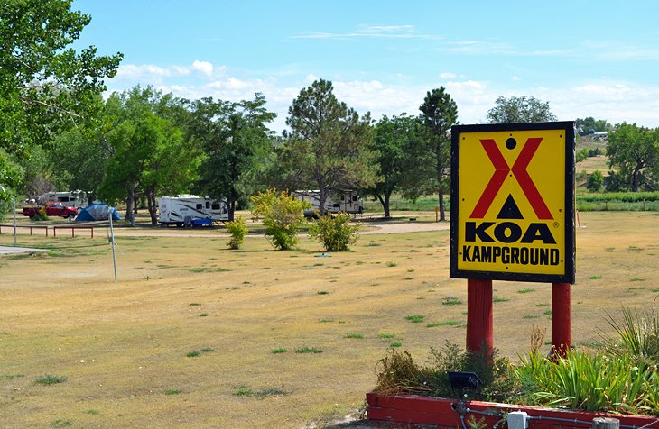 Badlands/White River KOA