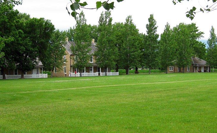 Parque estatal histórico de Fort Sisseton
