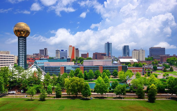 Used Cars Knoxville >> 14 Top-Rated Tourist Attractions in Tennessee | PlanetWare