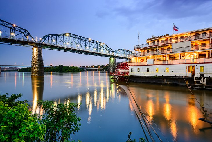 Charming Chattanooga and its Famous Train
