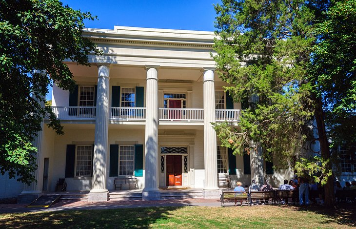 The Hermitage: Home of President Andrew Jackson