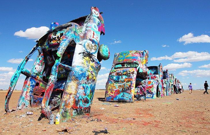 Amarillo Texas Attractions