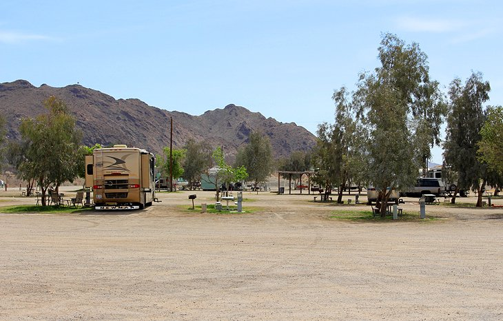 Big Bend Resort & Adventures RV Park