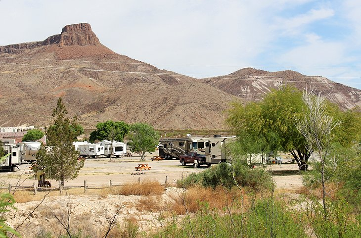 11 Best Campgrounds at Big Bend National Park | PlanetWare