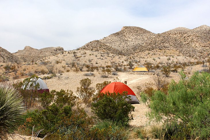 Rancho Topanga Campground