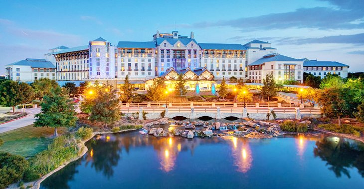 Photo Source: Gaylord Texan Resort & Convention Center