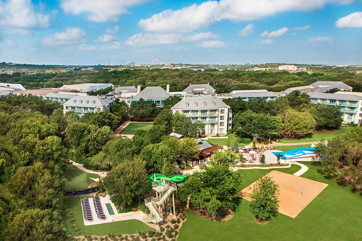 Photo Source: Hyatt Regency Hill Country Resort and Spa