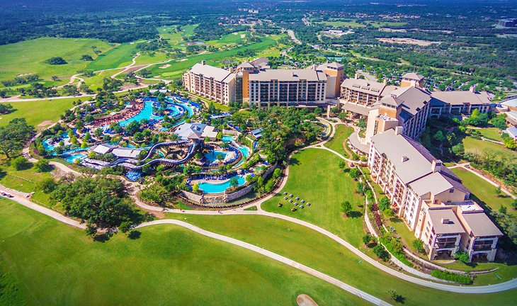 Photo Source: JW Marriott San Antonio Hill Country Resort and Spa