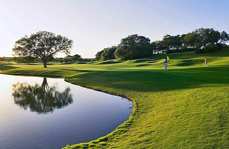 Hyatt Hill Country Resort and Spa Golf Course