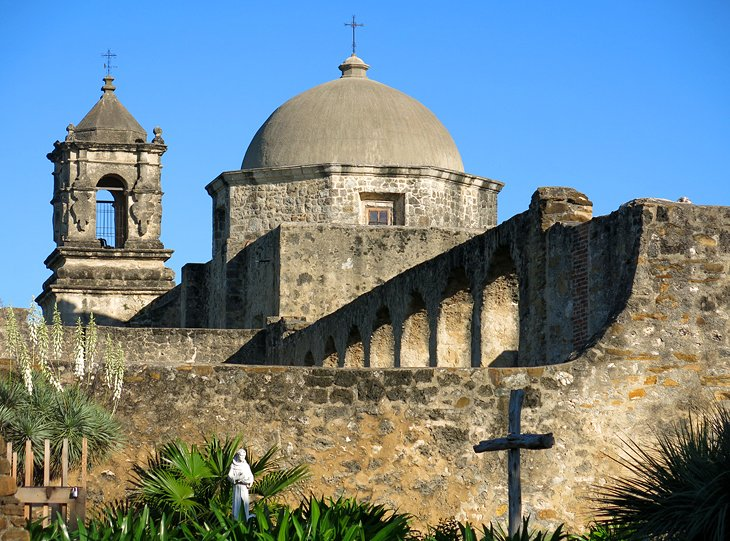 San Antonio Missions National Historical Park & Mission Trail