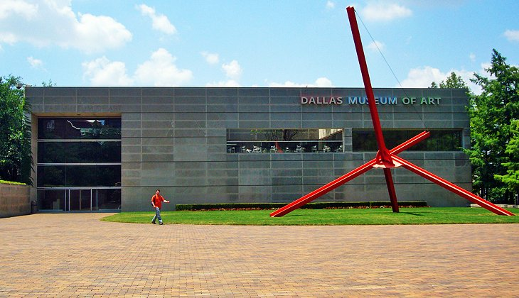 10 Top Tourist Attractions in Dallas and Easy Day Trips – Dallas Tx Tourist Attractions Map