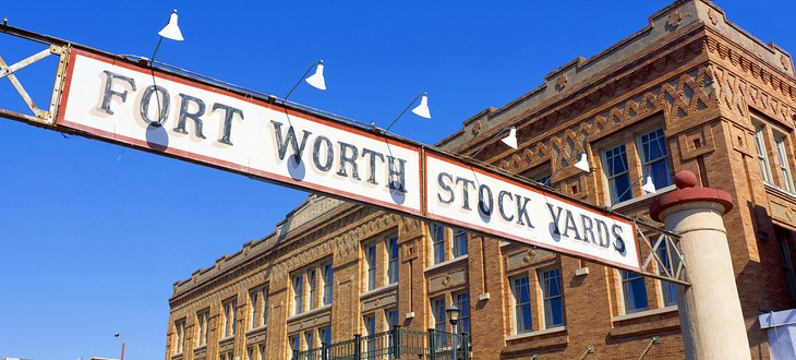14 Top Tourist Attractions in Fort Worth and Easy Day Trips – Fort Worth Tourist Attractions Map