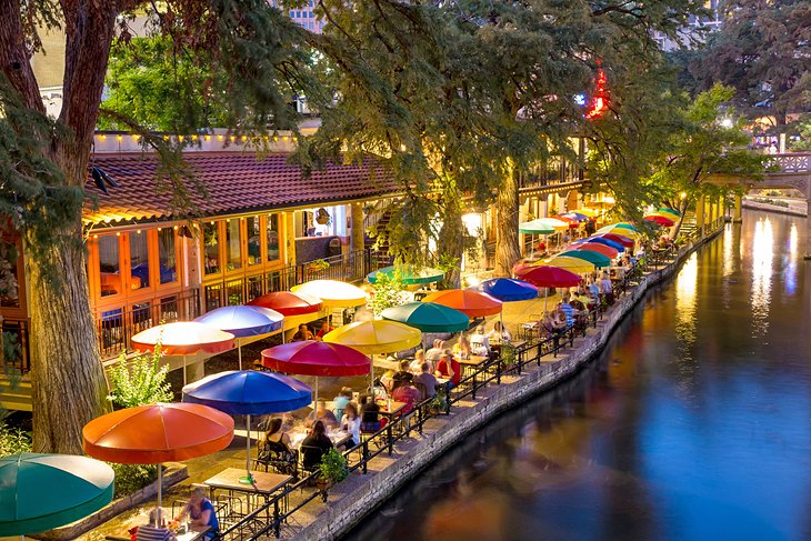 San Antonio's Spectacular River Walk