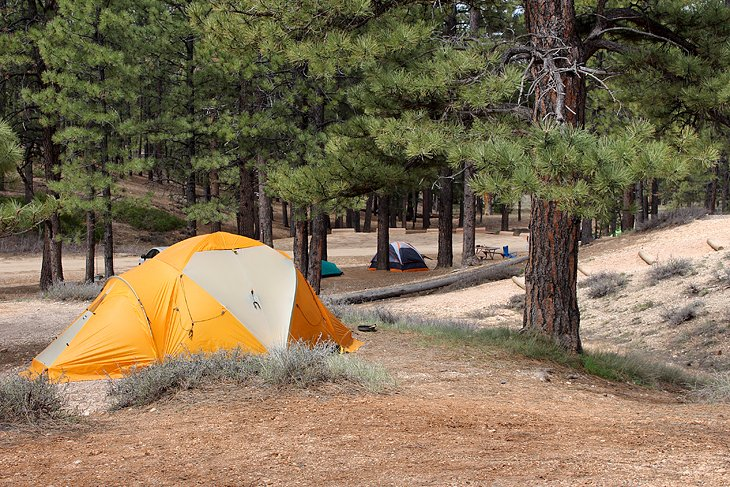Best full hookup campgrounds in utah