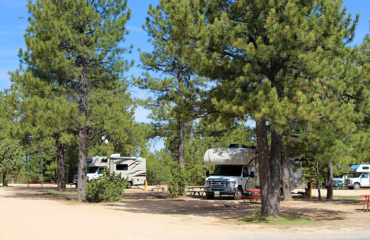 7 Best Campgrounds Near Bryce Canyon National Park