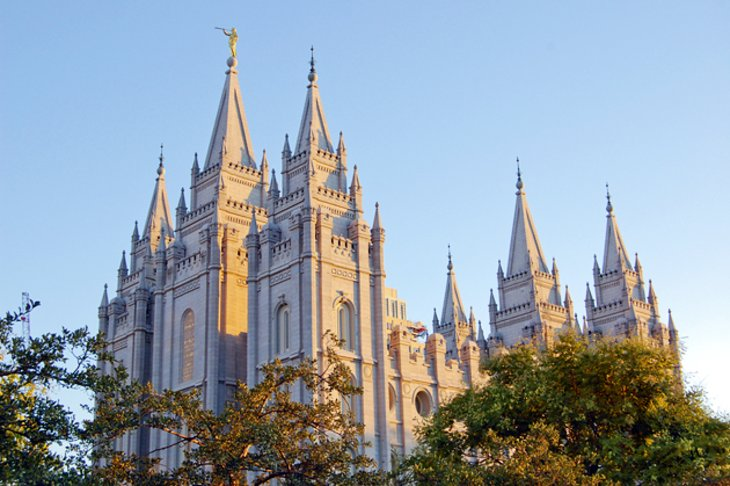 9 TopRated Tourist Attractions in Salt Lake City – Salt Lake City Tourist Attractions Map