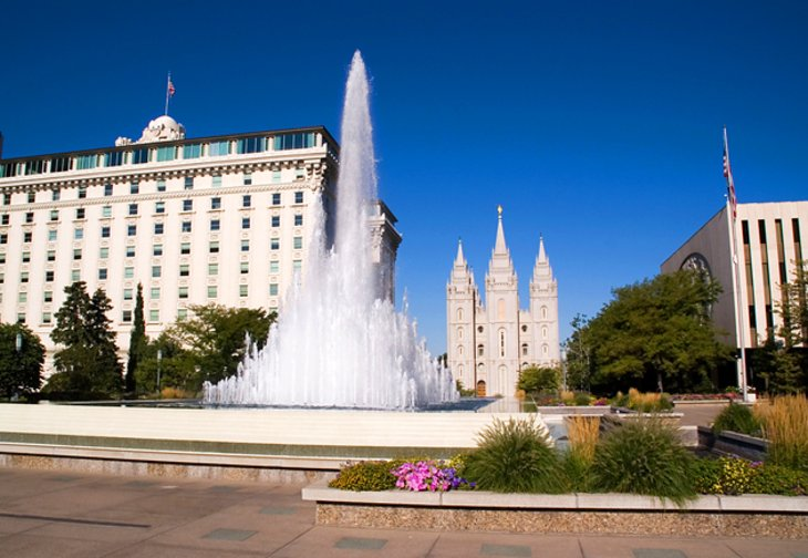 9 TopRated Tourist Attractions in Salt Lake City – Salt Lake City Tourist Map