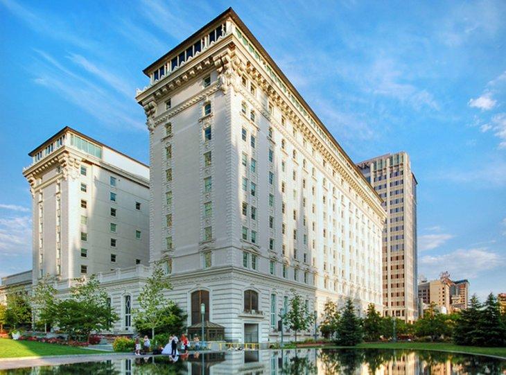 Conference Center Salt Lake City Tours