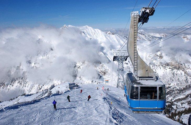 9 Top Rated Ski Resorts In Utah 2018 Planetware