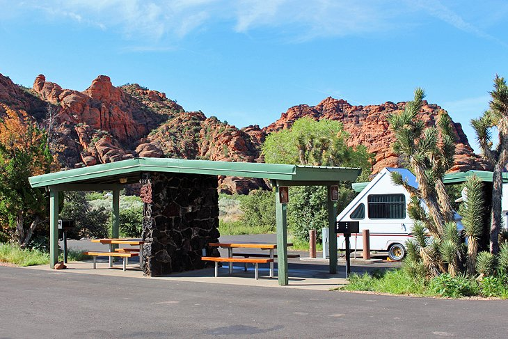 Snow Canyon State Park Campground
