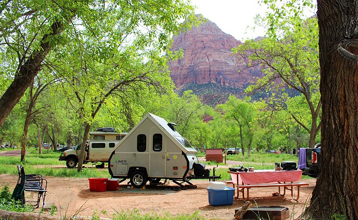 6 Best Campgrounds near Zion National Park   PlanetWare