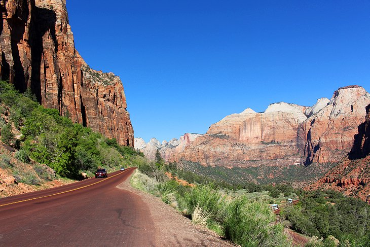 Drive the Zion-Mount Carmel Highway