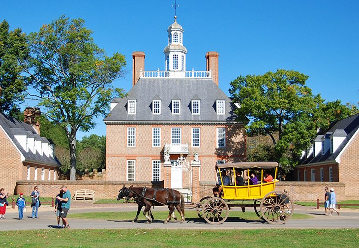 1 Colonial Williamsburg