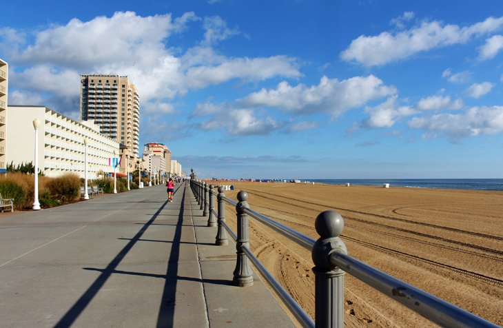 1 Virginia Beach Boardwalk And Resort