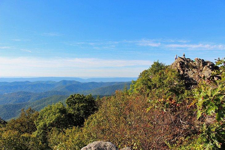 Bearfence Mountain Trail