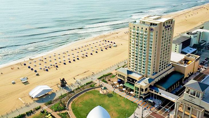 12 Top Rated Resorts In Virginia Beach Va Planetware