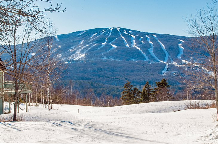Ski Resort in Vermont