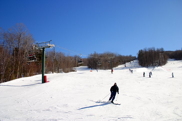 Bretton Woods Mountain Resort, New Hampshire