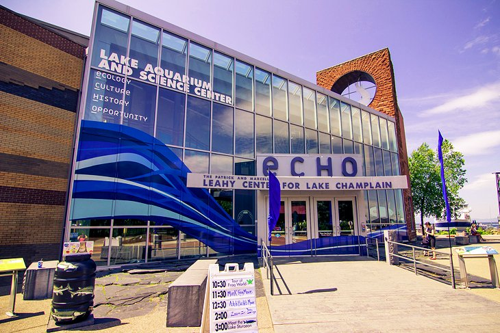 ECHO Lake Aquarium and Science Center